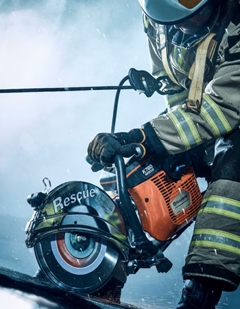 Husqvarna K 760 Rescue